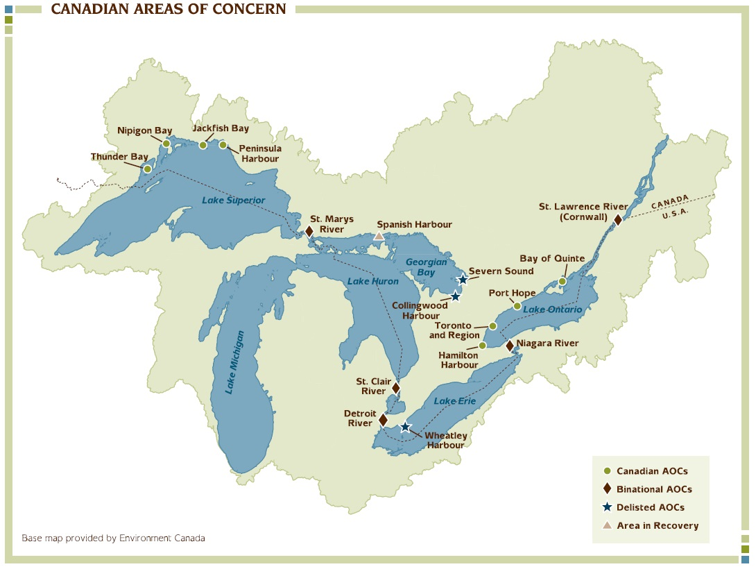 Canada-Ontario Agreement (COA) Respecting the Great Lakes Basin ...