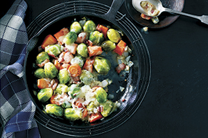 Savoury Harvest Brussel Sprouts