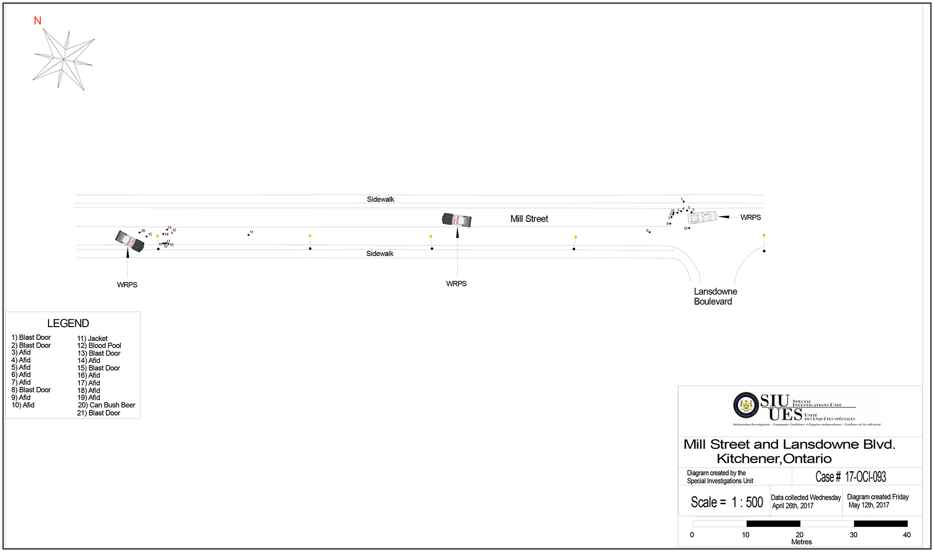 Siu Directors Report Case 17 Oci 093 Fotos Recomended Stun Gun Circuit Diagram Scene