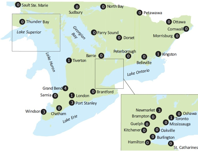 Air Quality in Ontario 2014 Report  Ontarioca