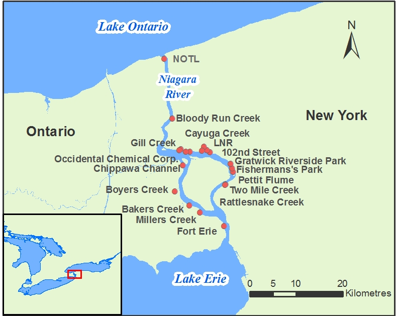 Water Quality In Ontario 2014 Report Ontario