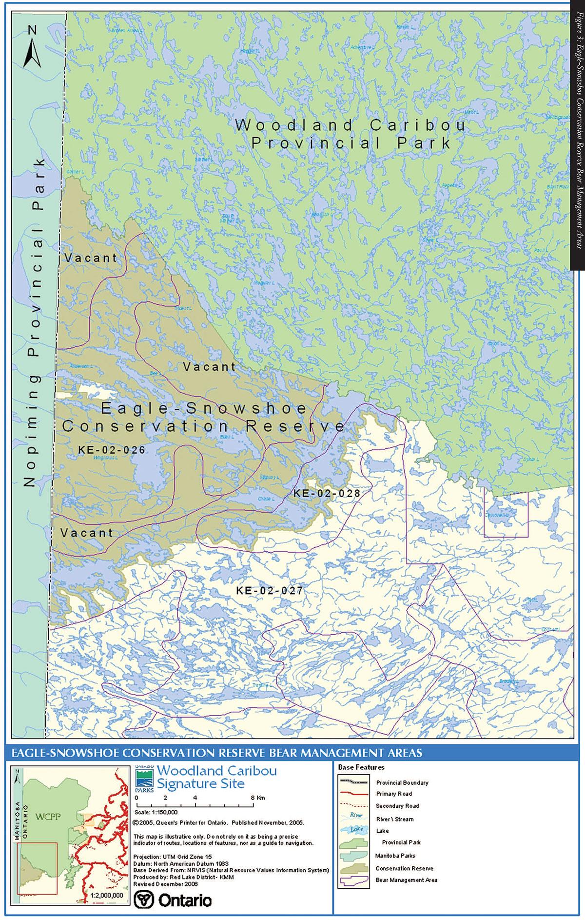 Eagle-Snowshoe Conservation Reserve Management Plan | Ontario ca