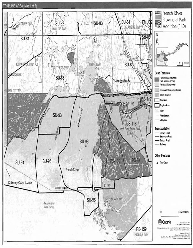 French River Provincial Park Management Plan Amendment
