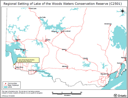 Lake of the Woods Waters Conservation Reserve Management Statement
