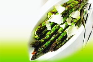 Balsamic-Glazed Ontario Asparagus
