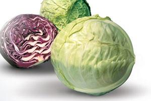 Creamy Cabbage and Ham Alfredo