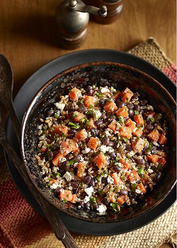 Carrot and Farro Salad