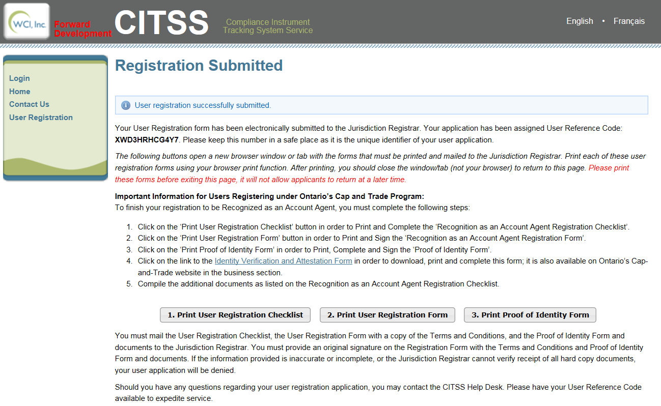 Cap and trade citss registration recognition as an account agent enlarge this image xflitez Gallery