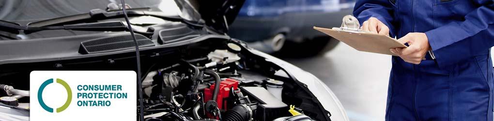 Consumer Rights Car Repairs