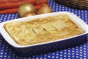 Deep Dish Pot Pie