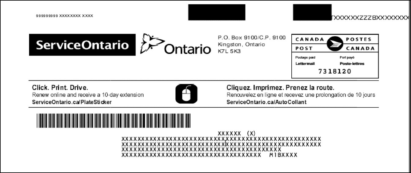 Behavioural Insights Pilot Project – Licence Plate Sticker Renewal ...