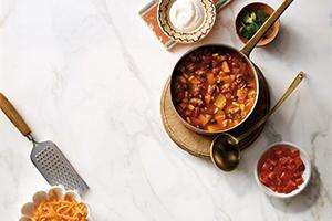 Fiesta Vegetable Soup