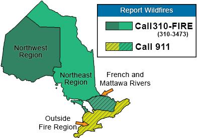 Wildfire Map Northern California.Forest Fires Ontario Ca