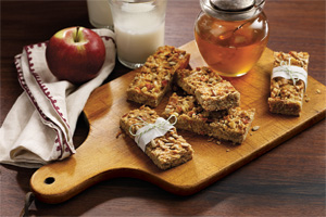 Breakfast Granola Bars