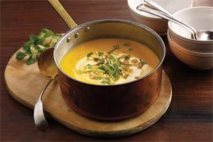 Thai Curry Sweet Potato Soup