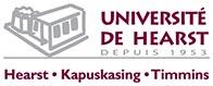 Université de Hearst logo