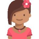 Illustration d'une étudiante du secondaire.