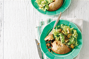 Irish Beef and Vegetable Pies