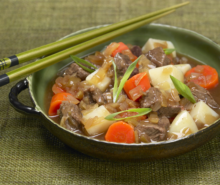 Japanese-Style Stew