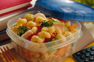 Lunch Time Pasta Salad