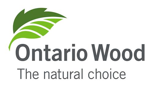 Ontario Wood Logo