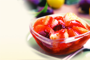 Ontario Nectarine and Plum Compote