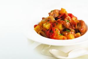 Pork and Apple Stew