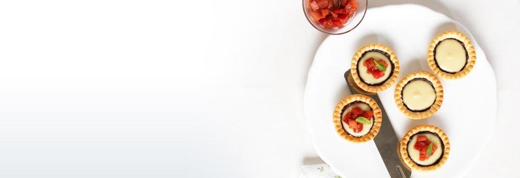 frozen tart shells baking instructions