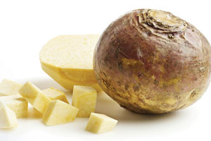 Creamy Gingered Rutabaga