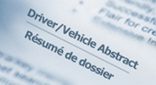 driver/vehicle abstract