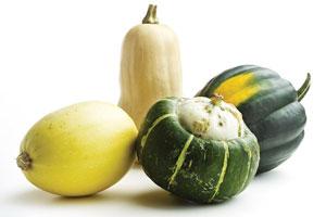 Squash and Potato Phyllo Triangles