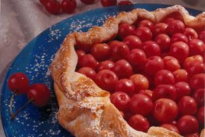 Super Simple Cherry Pie