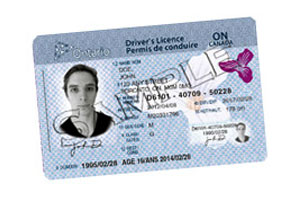drivers licence change address ontario
