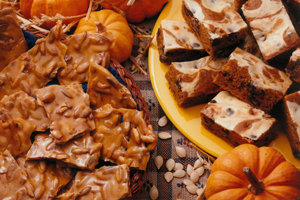 Toasted Pumpkin-Seed Brittle