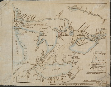 Treaty Of Paris Map 1783.Map Of Ontario Treaties And Reserves Ontario Ca